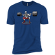 T-Shirts Royal Blue / X-Small Dead Man's Squat XC Tee
