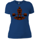 T-Shirts Royal / X-Small Devil's Deadlift Women's XC Tee