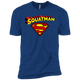 T-Shirts Royal Blue / X-Small Squatman XC Tee