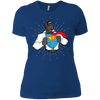 T-Shirts Royal / X-Small SuperRilla Women's Extra Comfort Tee