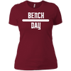 T-Shirts Scarlet / S Bench Day Women's XC Tee