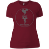 T-Shirts Scarlet / S Full Depth Women's XC Tee