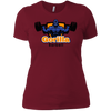T-Shirts Scarlet / S Gorilla Barbell Women's XC Tee