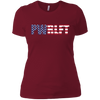 T-Shirts Scarlet / S PWRLFT Women's XC Tee