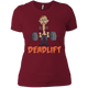 T-Shirts Scarlet / S Undeadlift Women's XC Tee
