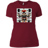 T-Shirts Scarlet / S Women's XC Tee