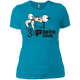 T-Shirts Turquoise / X-Small 3-Plate Club Women's XC Tee