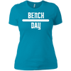 T-Shirts Turquoise / X-Small Bench Day Women's XC Tee