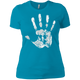 T-Shirts Turquoise / X-Small Chalk Up! Women's XC Tee