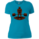 T-Shirts Turquoise / X-Small Devil's Deadlift Women's XC Tee