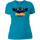 T-Shirts Turquoise / X-Small Gorilla Barbell Women's XC Tee