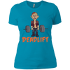 T-Shirts Turquoise / X-Small Undeadlift Women's XC Tee