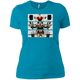 T-Shirts Turquoise / X-Small Women's XC Tee