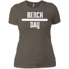 T-Shirts Warm Grey / X-Small Bench Day Women's XC Tee