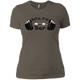 T-Shirts Warm Grey / X-Small Meet Me At The Bar Women's XC Tee