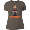 T-Shirts Warm Grey / X-Small Undeadlift Women's XC Tee