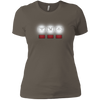T-Shirts Warm Grey / X-Small White Lights Women's XC Tee