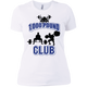 T-Shirts White / X-Small 1,000 Pound Club Women's XC Tee