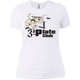 T-Shirts White / X-Small 3-Plate Club Women's XC Tee
