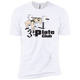 T-Shirts White / X-Small 3-Plate Club XC Tee