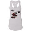 T-Shirts White / X-Small Dead Man's Bench Racerback Tank