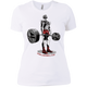 T-Shirts White / X-Small Dead Man's Lift Women's XC Tee