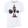 T-Shirts White / X-Small Dead Man's Lift XC Tee