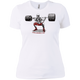 T-Shirts White / X-Small Dead Man's Squat Women's XC Tee