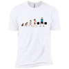 T-Shirts White / X-Small Evolution (Color) XC Tee