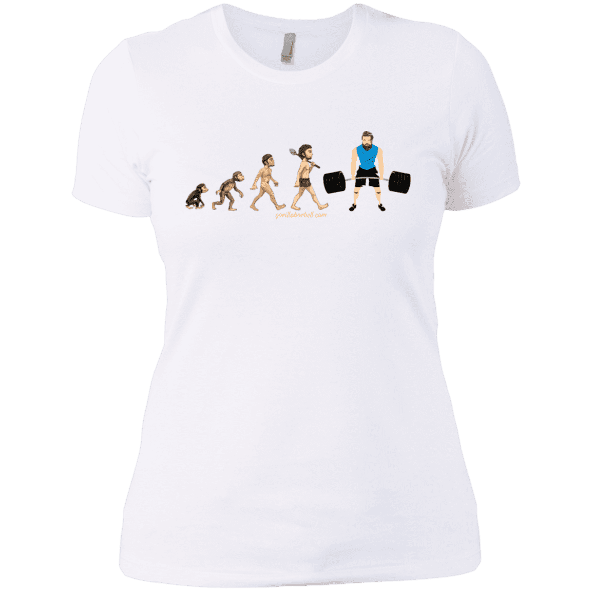 T-Shirts White / X-Small Evolution (Colored) Women's XC Tee