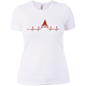 T-Shirts White / X-Small Heartbeat Women's XC Tee