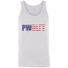 T-Shirts White / X-Small PWRLFT Tank Top