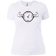 T-Shirts White / X-Small Squat O'Clock Women's XC Tee