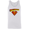 T-Shirts White / X-Small Squatman Tank Top