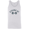 T-Shirts White / X-Small Strong AF Tank Top