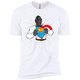 T-Shirts White / X-Small SuperRilla Men's Extra Comfort Tee