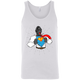 T-Shirts White / X-Small SuperRilla Tank Top