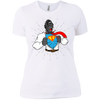 T-Shirts White / X-Small SuperRilla Women's Extra Comfort Tee