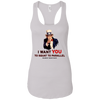 T-Shirts White / X-Small Uncle Sam Women's Racerback Tank