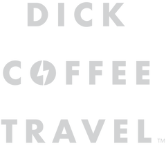 Dick Coffee Travel Collection Less Flowers More Tongue