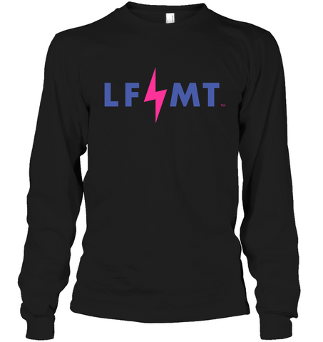 Vibrant Electricity Long Sleeve Tee