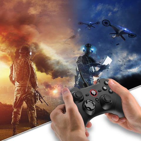 EasySMX EG-C3071W 2.4G Wireless Game Controller for PC/PS3