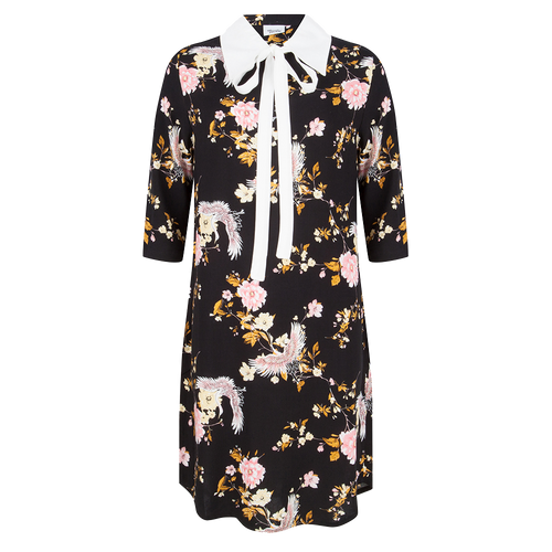 Shirt Dress Flowerprint