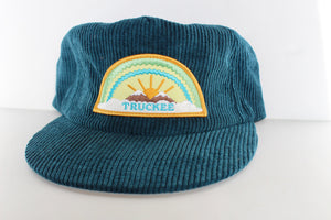 The Truckee Hat (Teal w/ Limited Edition Patch)