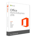 MS Office Home & Business 2016 - 1 PC Installation