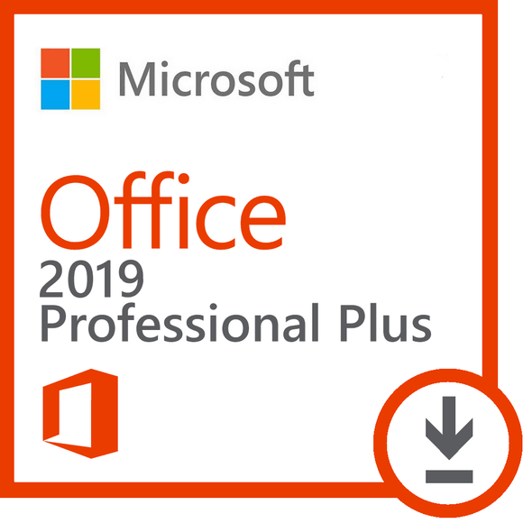 Microsoft Office 2019 Professional Plus (for Windows) - Download & Lifetime Activation