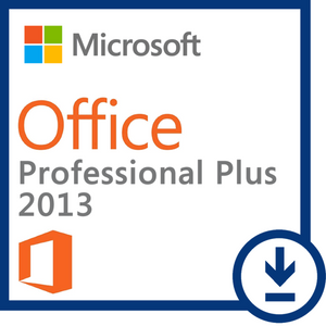 MS Office Professional Plus 2013 - 1 PC Installation