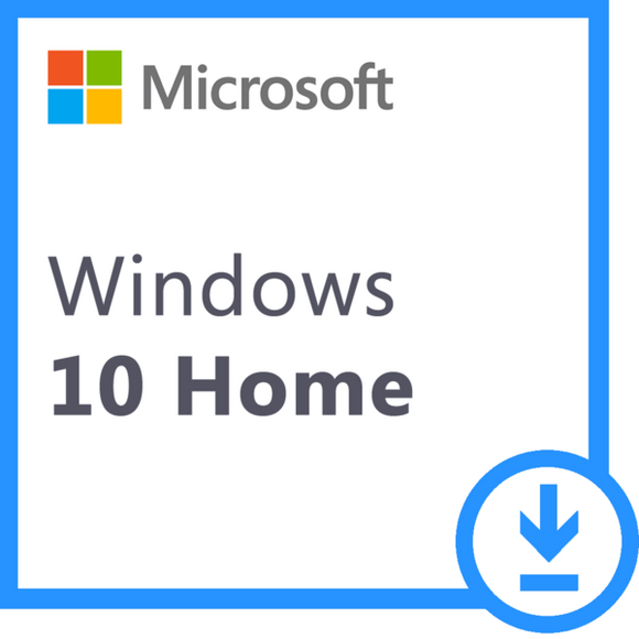 Windows 10 Home Edition - 1 PC (Download & Activation Key)