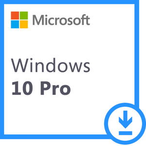 Windows 10 Pro Edition - 1 PC (Download and Activation Key)