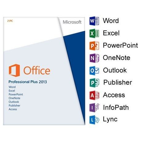 Microsoft Office Professional Plus 2013 for Windows